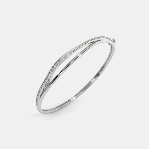 The Sibella Oval Bangle
