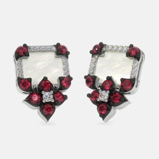 The Ima Mulawan Stud Earrings