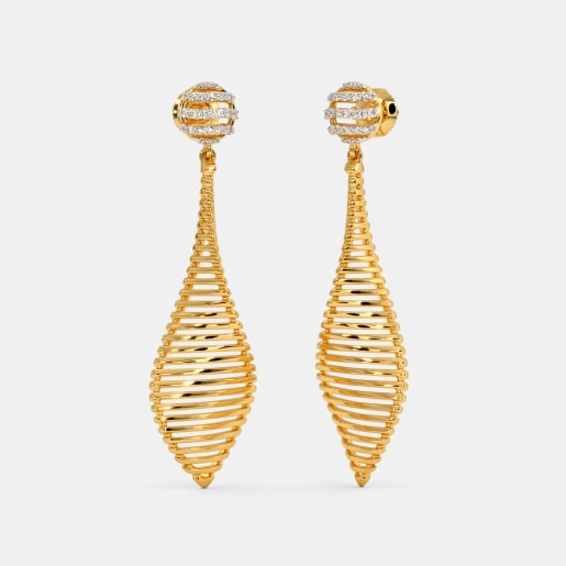 The Darya Drop Earrings