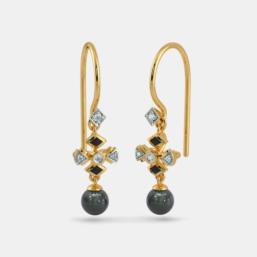 The Apogee Drop Earrings