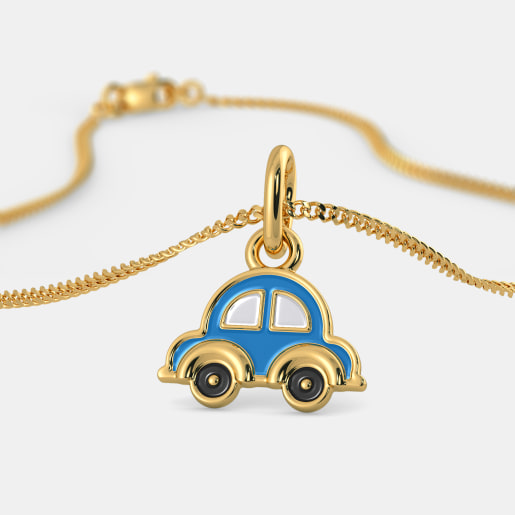 The Zip Zap Zoom Pendant For Kids