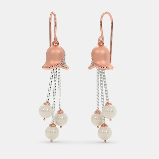 The Fresh Tulip Earrings