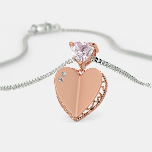 The Rosalie Heart Pendant