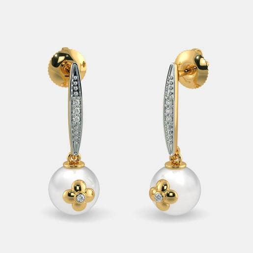 The Parni Drop Earrings