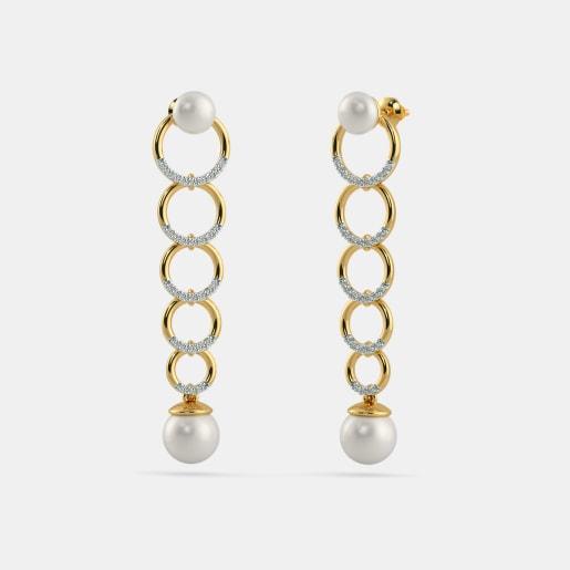 The Danise Drop Earrings
