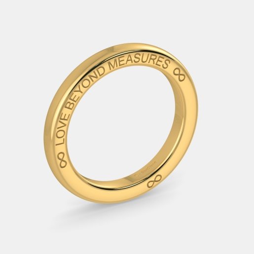 The Love Beyond Measures Ring