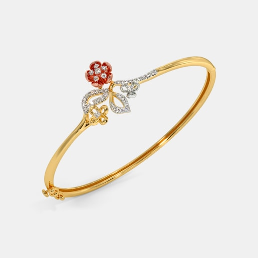 The Magdanella Oval Bangle