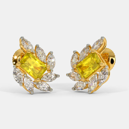 The Allessia Stud Earrings