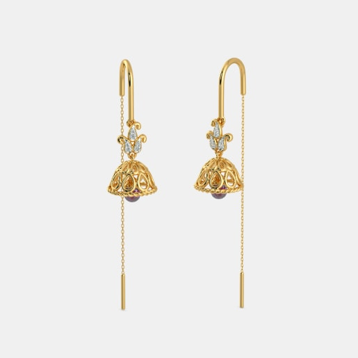The Shyamala Sui Dhaga Earrings
