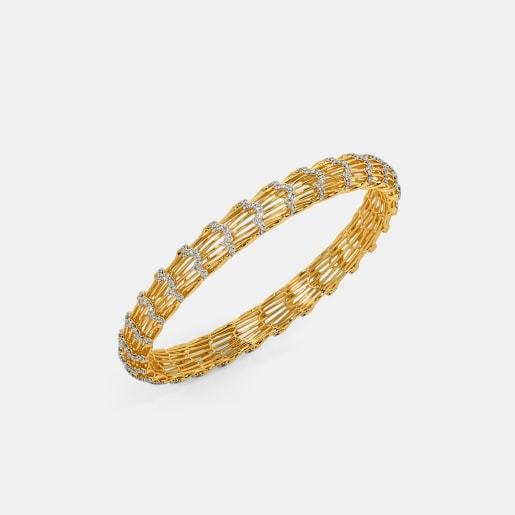 The Honor Round Bangle
