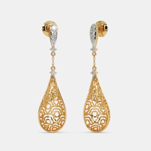 The Donatel Drop Earrings