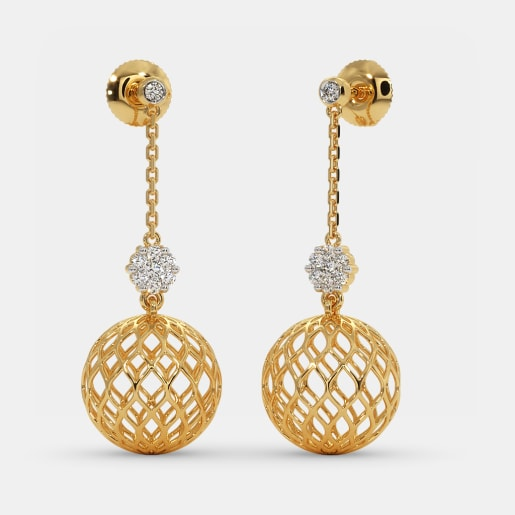 The Jacin Drop Earrings