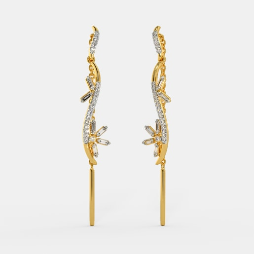 The Faareh Sui Dhaga Earrings