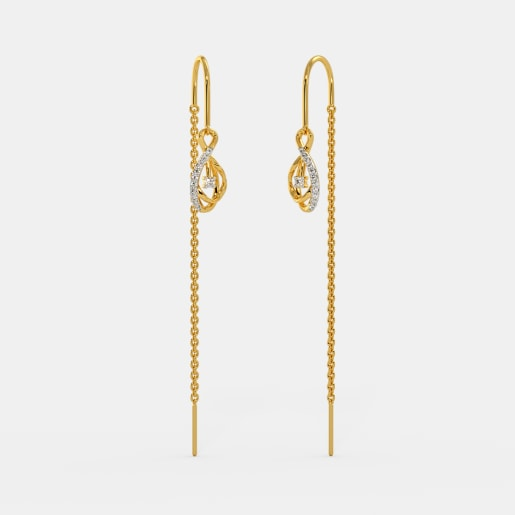 The Bahir Sui Dhaga Earrings