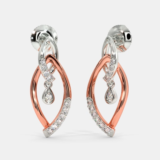 The Elias Drop Earrings
