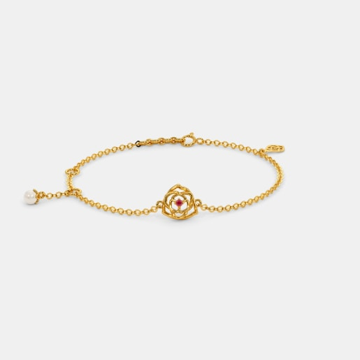 The Rosey Gallore Bracelet