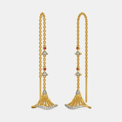 The Giulia Sui Dhaga Earrings