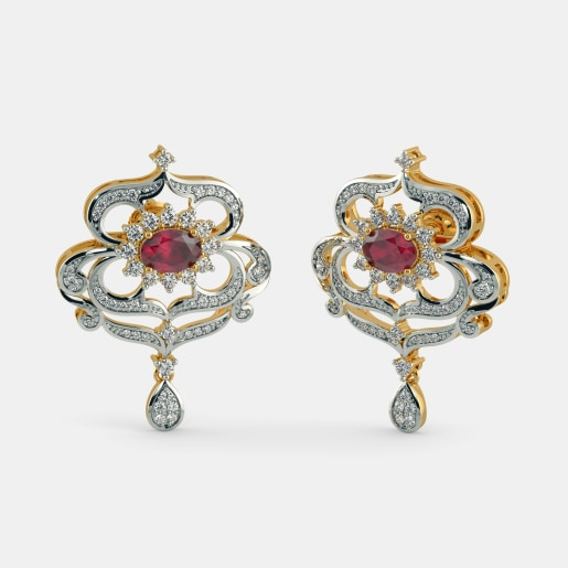 The Somalakshmi Drop Earrings