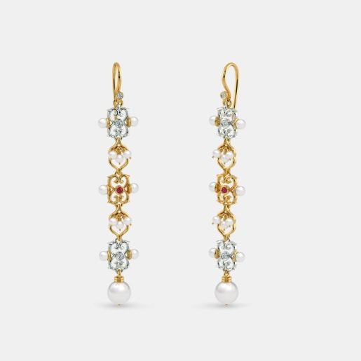 The Cadence Drop Earrings