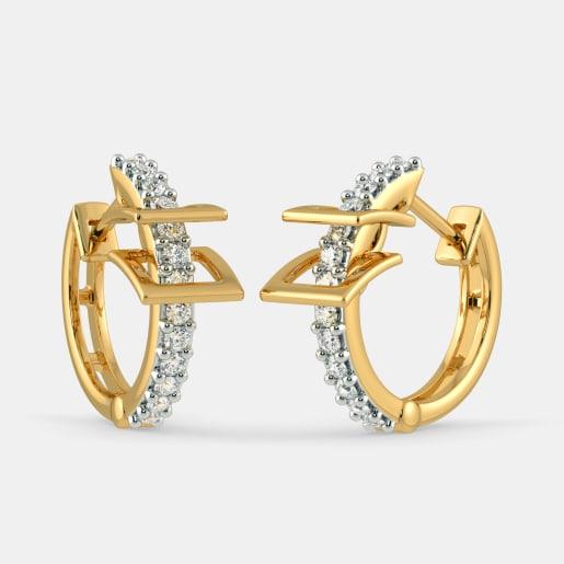 The Zemira Hoop Earrings