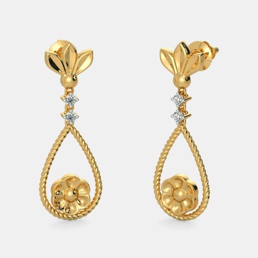 The Nestled Floralia Earrings