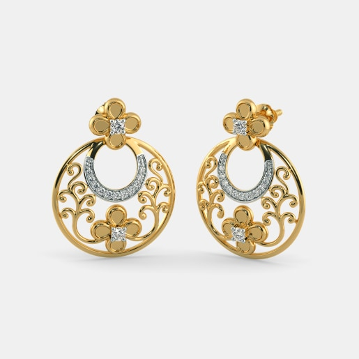The Dilkash Chand Bali Earrings