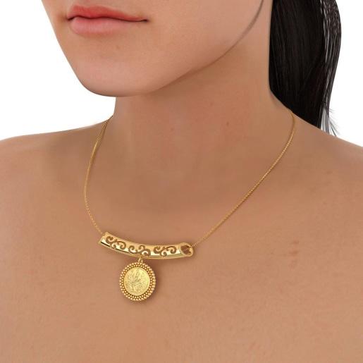 The Viswaroopini Necklace