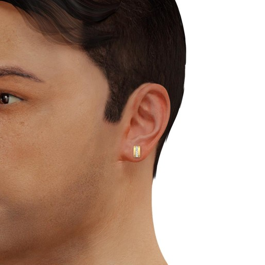 The Suserrer Earring For Him