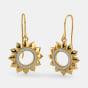The Sunflower of Loyalty Earrings