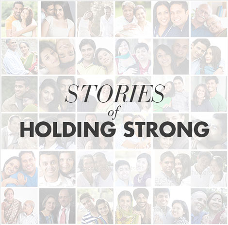 Stories of Holding Strong